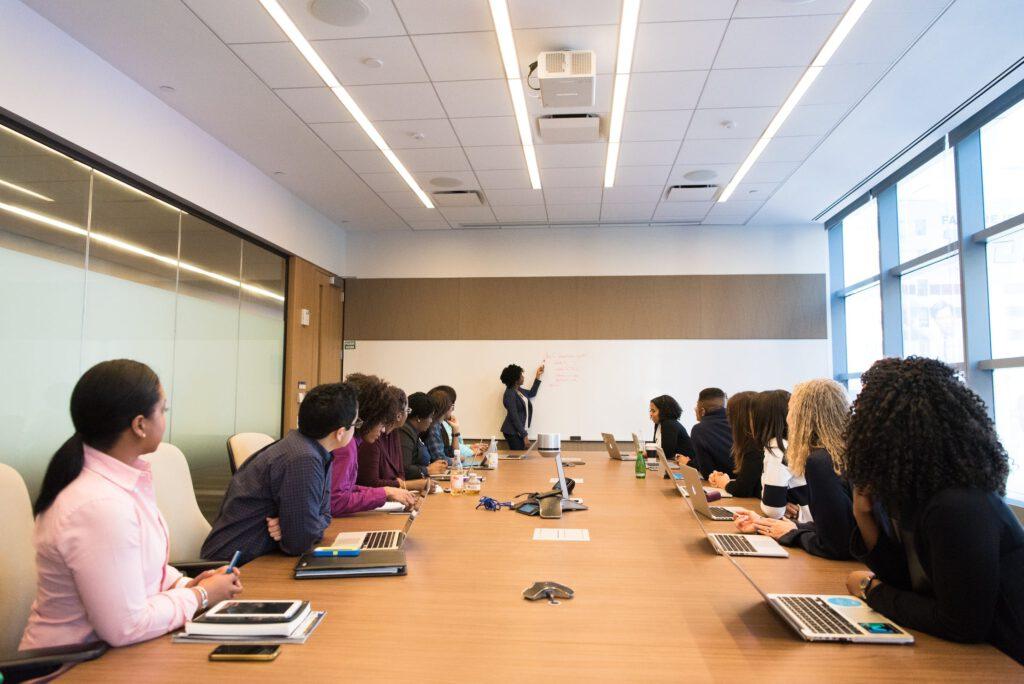 Tips voor een gestructureerde vergadering