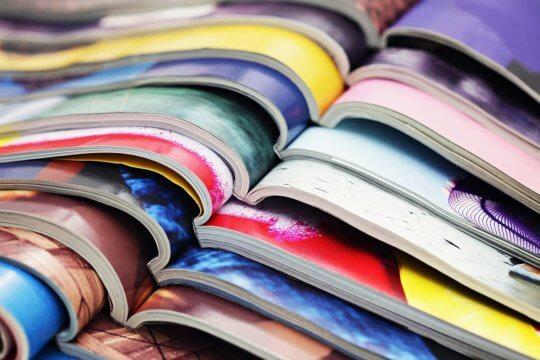 Samenwerken met een boek drukkerij