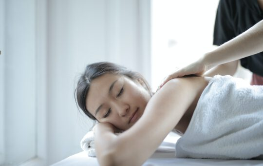 ontspanningsmassage salon schiedam
